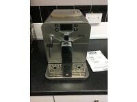 Gagia Brera Silver bean to cup automatic coffee machine