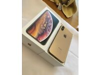 iPhone XS 256GB Gold - Pristine Condition