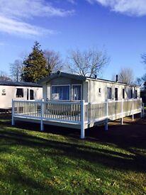 Private sale! Northumberland Holiday home! Static caravan! Haggerston Castle! Berwick upon tweed!