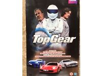 Top Gear book and DVD