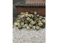 Stone cobbles 97 approx