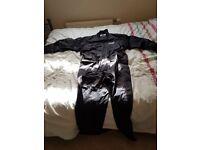 BCS Motorbike Waterproof Suit - Exc Cond