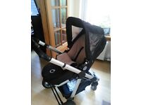iCANDY APPLE TRAVEL SYSTEM (Chassis+Pushchair+Carry Cot+Rain Covers+iCandy Foot Muff)