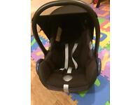 Car seat and baby bouncer chair