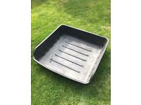 Audi A4 heavy duty boot tray b7
