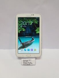 """Samsung Tab 3 - Wifi Only 7"""" - 8GB"""