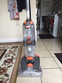 Vax carpet washer dual power pro