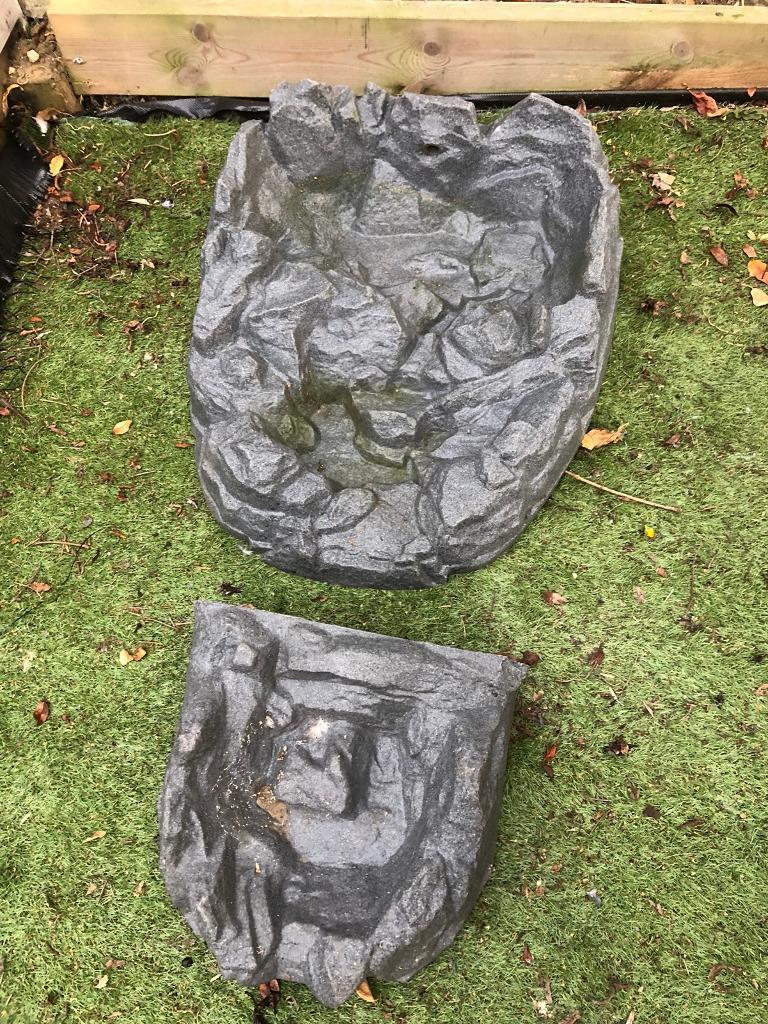 Kingfisher 75cm Small Terracotta Wood Burning Chiminea Outdoor Garden Furniture