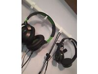 Xbox one turtle beech reconx50 & gameplay headset