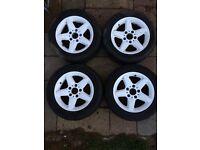 Ac schnitzer bmw alloy wheels 15x7j et30