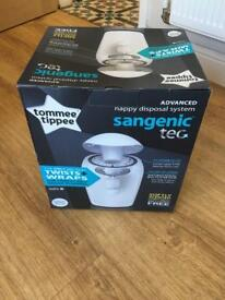 Tommee Tippee nappy bin brand new