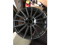 Audi 18inch alloy wheel