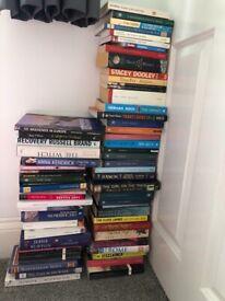 Job lot of books -literature student books university