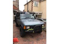 Land discovery 200tdi off road SWAPS ONLY