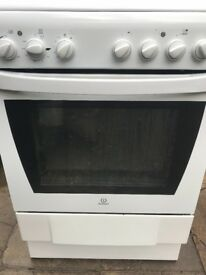 Indensit ceramic halogen electric cooker 60 cm