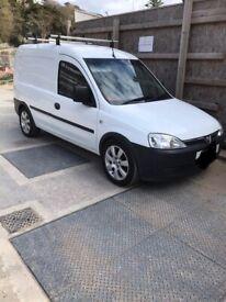 Vauxhall COMBO Van, 2011, Manual, 1248 (cc)