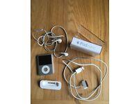 Apple iPod nano - 4gb - 3rd generation - silver