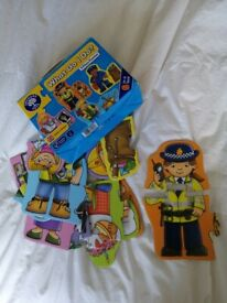 Orchard Toys 'What Do I Do?' Jigsaw Puzzle Game (As New)