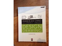 Design Drawing, Second Edition (Francis Ching with Steven Juroszek)