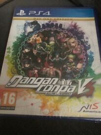 PS4 Danganronpa v3, killing harmony