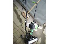 petrol lawnmover/rotavator