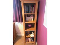 Mamas&Papas Ocean Solid Oak Bookcase/great condition