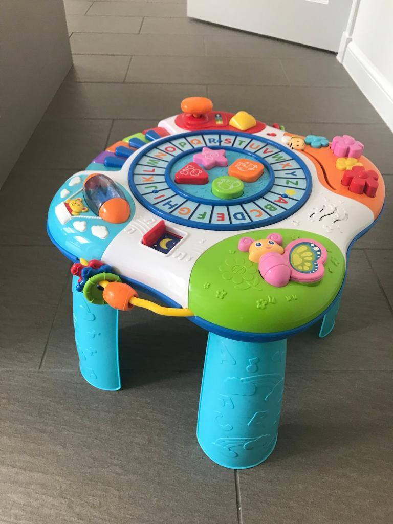 8 in 1 activity table