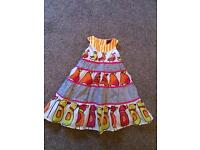 Summer dress by Harriet Simons age 1-1.5