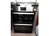 Bosch integrated oven