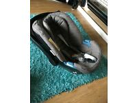 Mothercare Maine car seat and isofix