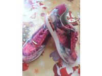 2 brand New pair of Ted Baker tariners for sale