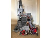 Early Learning Centre Toy Castle with 14 figures
