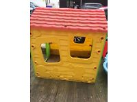 Playhouse in very good condition