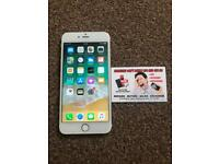 iPhone 6s Plus 64GB, unlocked, rose gold, excellent condition, full working.