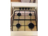 Gas hob clean and verygood condition