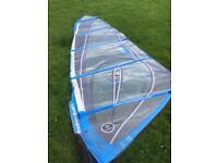 5.7 Tushingham Rock windsurf sail