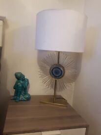 Stunning lamp very unusual