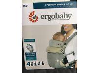 Brand NEW Ergo 360 baby carrier