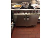Masterchef Oven with 6 Gas Burner Rings