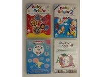 The Ultimate Babies' Educational DVDs Set. £15.00 Kennington SE11 5NG London