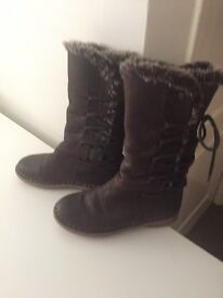 Next Lady's boots brown