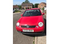 Red Lupo 2003