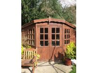 Wooden summerhouse for sale