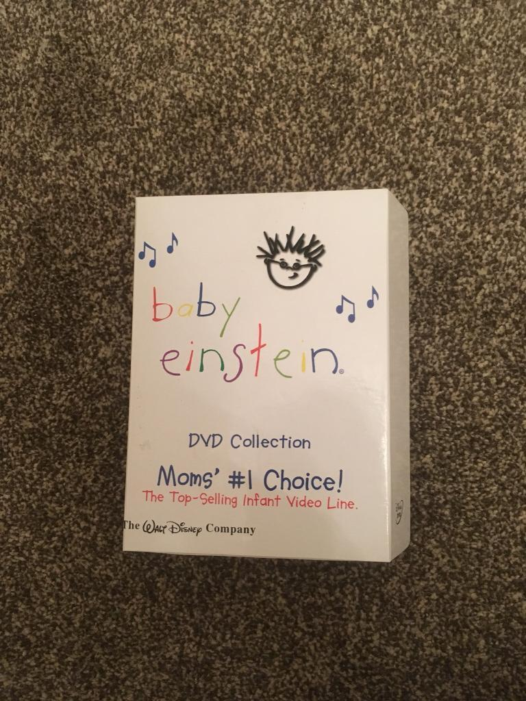 Baby Einstein's full dvd collection