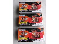 x3 Handheld Games Consoles - Mario/Jungle Book/Angry Birds etc. NEW.