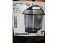Ambiano electric multi cooker 5-6 litre capacity