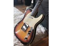 Vintage Fender Telecaster Custom 1969 Rare