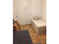 Share room available now in clean flat, by the shopping area, GYM, Free parking, Brand new flat