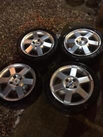 Ford street sport ka alloys 4x108