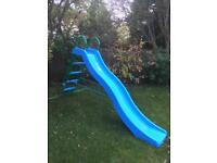 Chad valley 9ft wavy slide